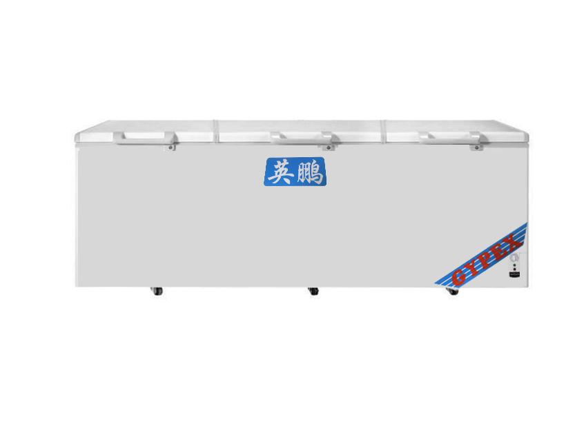 家居用品 家用电器 冰箱 > 供应1800升卧式防爆冰柜   采用的是电子